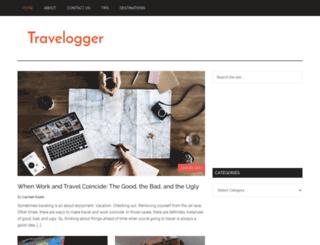 travelogger.net screenshot