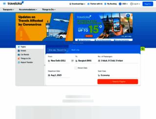 traveloka.com screenshot