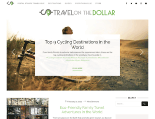 travelonthedollar.com screenshot