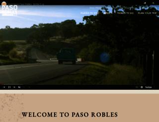 travelpaso.com screenshot