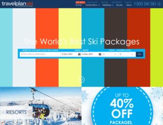 travelplan.com.au screenshot