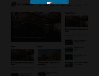 travelplanet.in screenshot