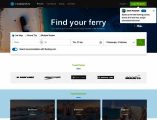 travelplanet24.com screenshot