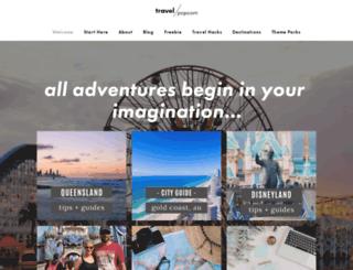 travelpopcorn.com.au screenshot
