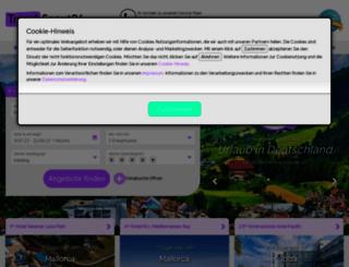 travelscout24.de screenshot
