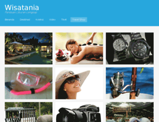 travelshop.wisatania.com screenshot