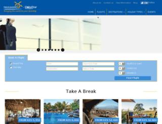 travelshoppe.org screenshot
