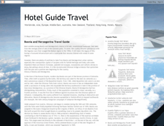 travelshotelguide.blogspot.com screenshot