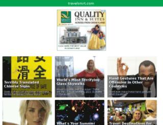 travelsmrt.com screenshot