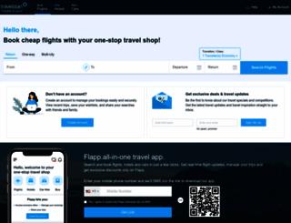 travelstart.com screenshot