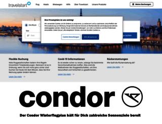 travelstart.de screenshot