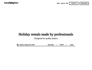 travelstaytion.com screenshot