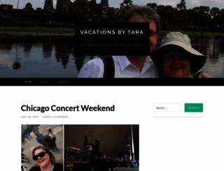 traveltaracom.wordpress.com screenshot
