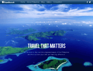 travelthatmatters.co.uk screenshot