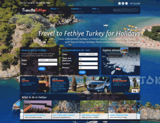 traveltofethiye.co.uk screenshot