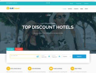 traveltourservice.com screenshot