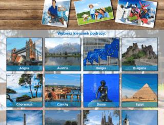 traveltur.pl screenshot