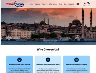 travelturkey.com screenshot