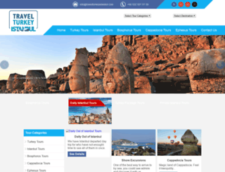travelturkeyistanbul.com screenshot