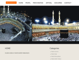 travelumrohjkt.com screenshot