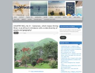 travelvagabond.wordpress.com screenshot