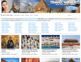 travelviajes.co screenshot