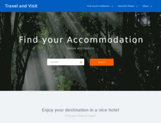 travelviauk.com screenshot