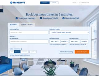 travelwits.com screenshot