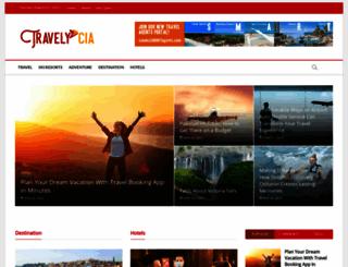 travelycia.com screenshot