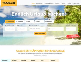 travelz.com screenshot