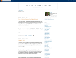 traversart.blogspot.fr screenshot
