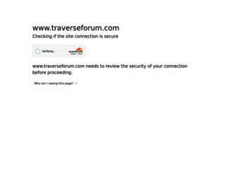 traverseforum.com screenshot