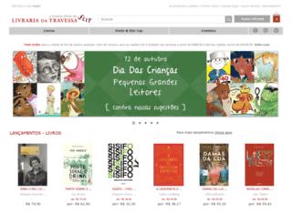 travessa.com.br screenshot
