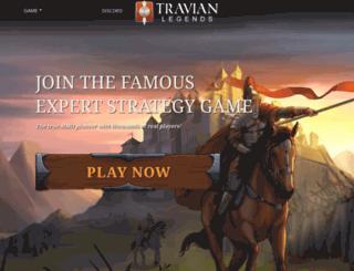 travianprox.com screenshot