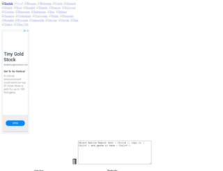travianreports.com screenshot