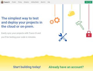 travisci.com screenshot