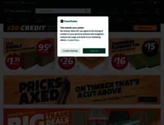 travisperkins.co.uk screenshot