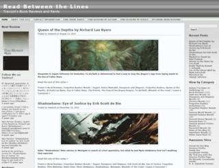 travizzt.wordpress.com screenshot
