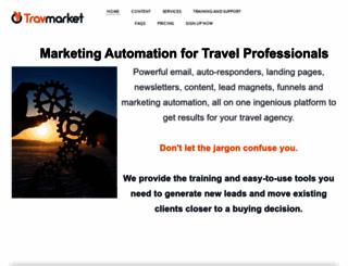 travmarket.com screenshot