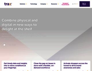 traxretail.com screenshot