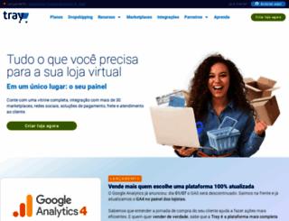 tray.com.br screenshot