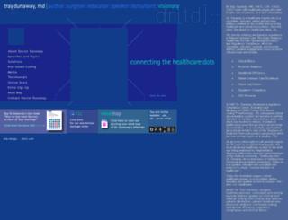 traydunaway.com screenshot