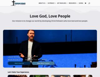 trbc.org screenshot