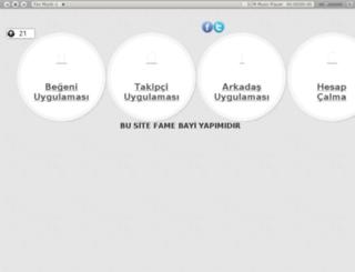 trbegeni.net screenshot