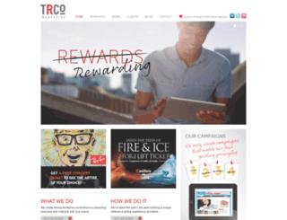 trcoworld.com screenshot