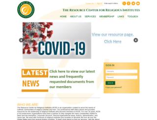 trcri.site-ym.com screenshot