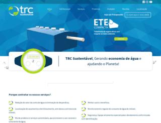 trcsustentavel.com.br screenshot