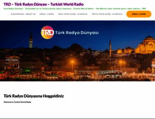 trd.com.tr screenshot