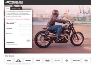 trdealer.com screenshot