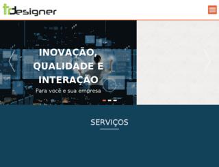 trdesigner.com.br screenshot